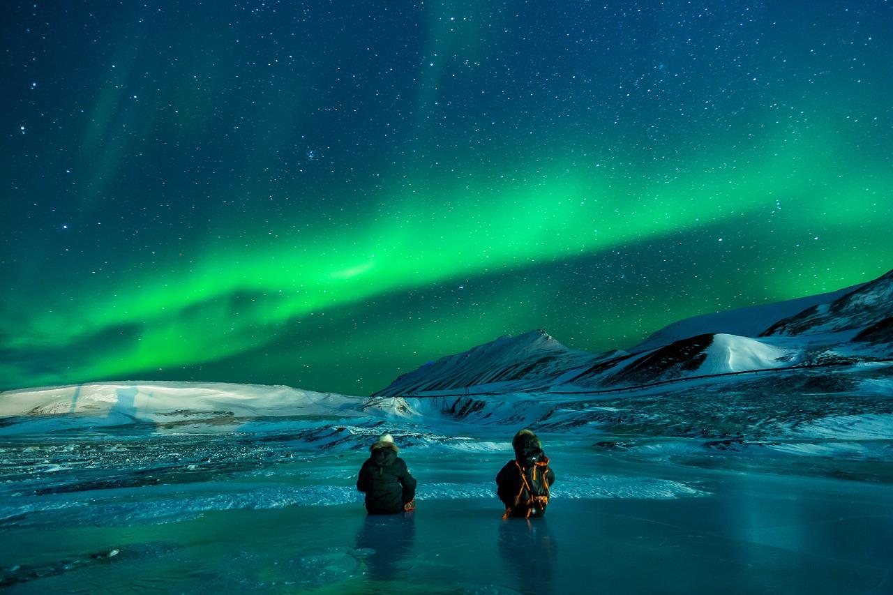 Cruise Antarctica - Aurora Borealis