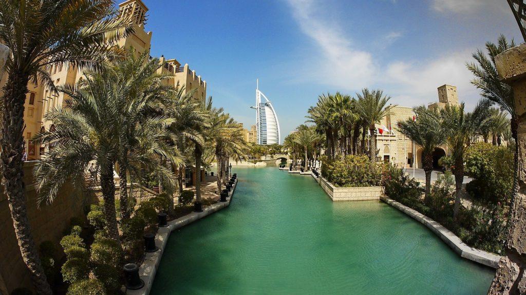 Cruise Verenigde Arabische Emiraten