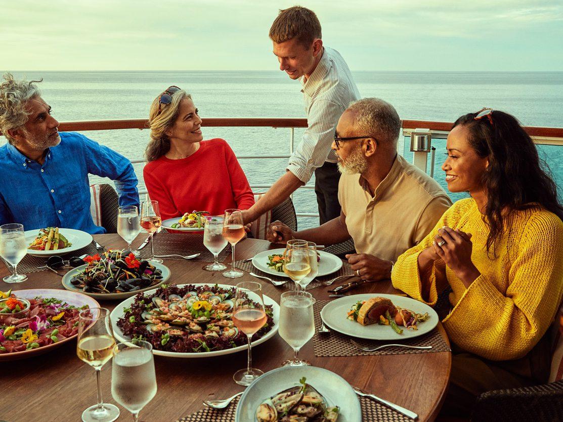 Seabourn - Culinair I Cruisemarkt 1280 x 1024