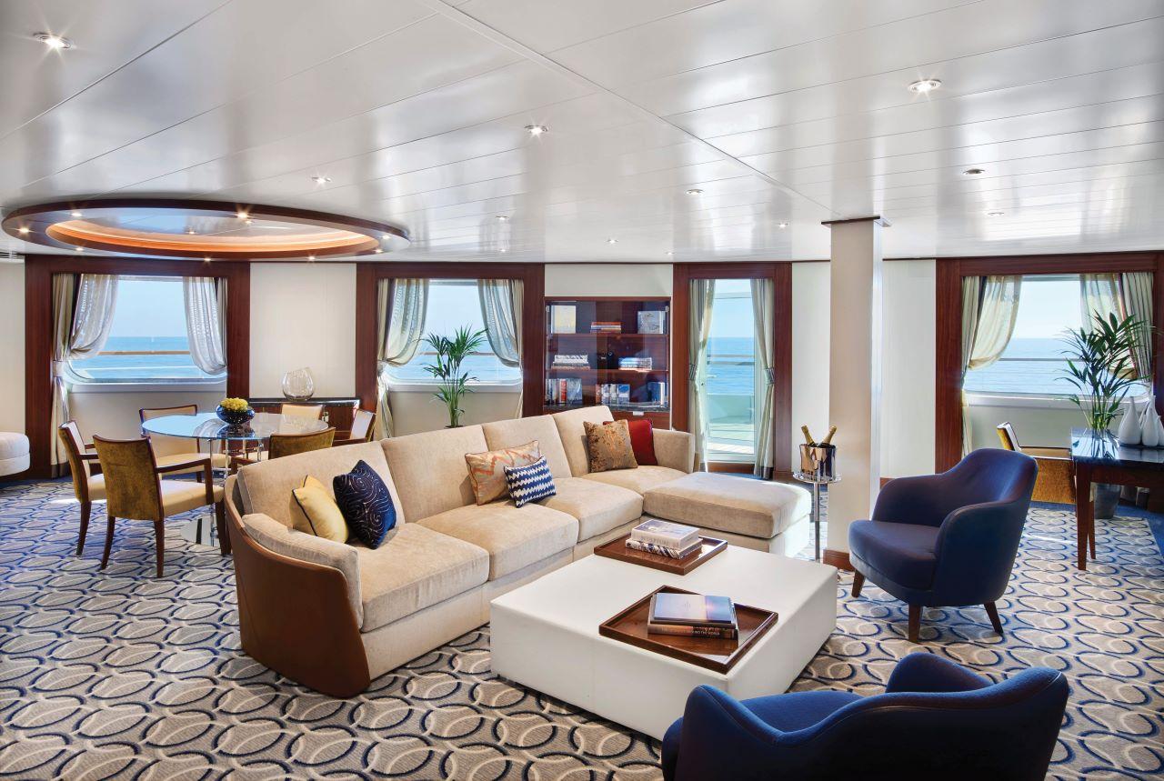 Seabourn -Encore - Singature Suite I Cruisemarkt