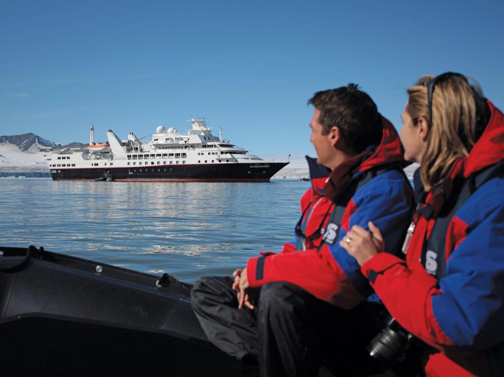 Silversea Expeditie