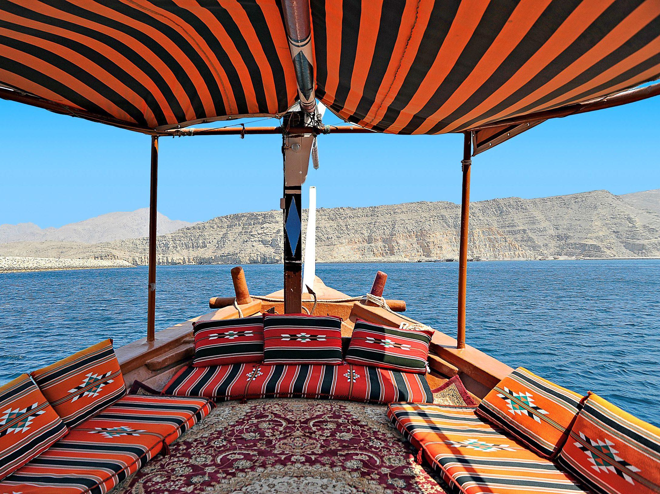 MSC Lirica - Oman
