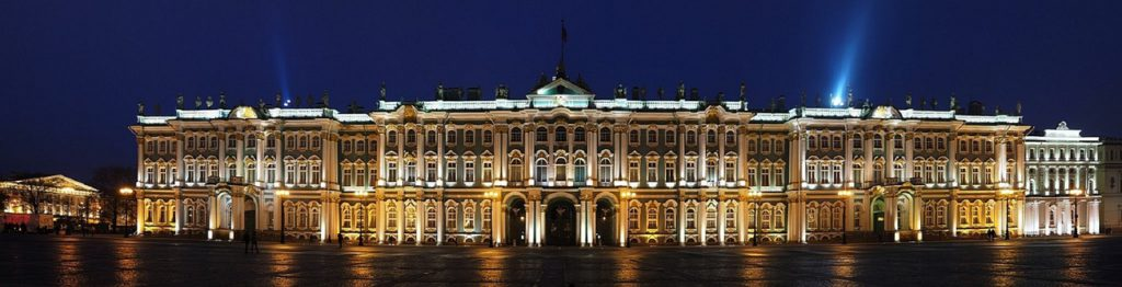 Hermitage Museum Sint-Petersburg, de parel aan de Baltische Zee | Cruisemarkt