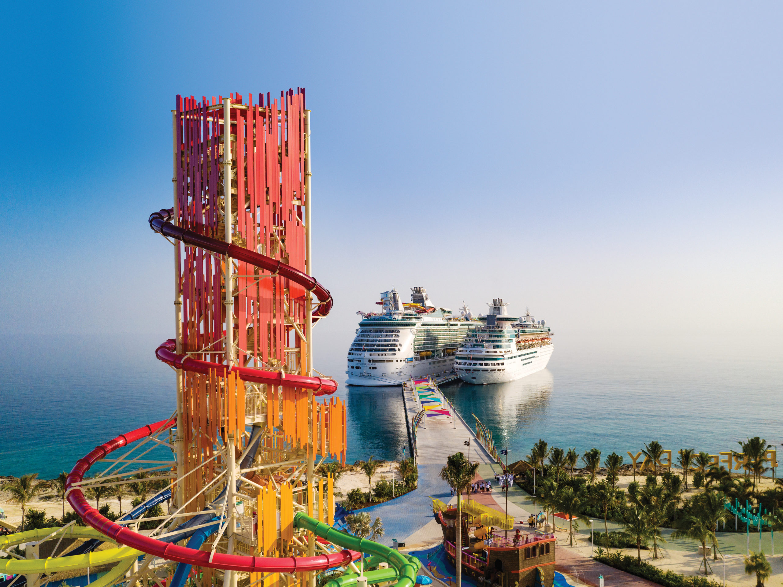 Oasis of the seas Cococay
