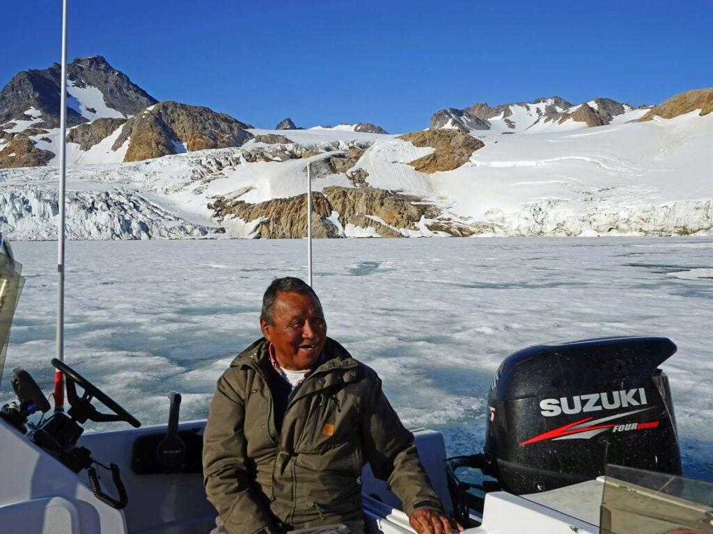 Groenland-Inheemse bewoner-Inuit