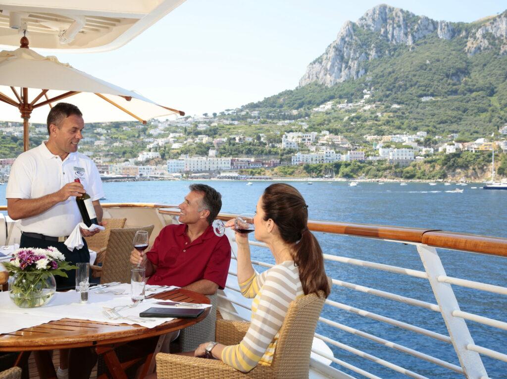 Seadream-Wijncruise-Middellandse zee-Cruisemarkt