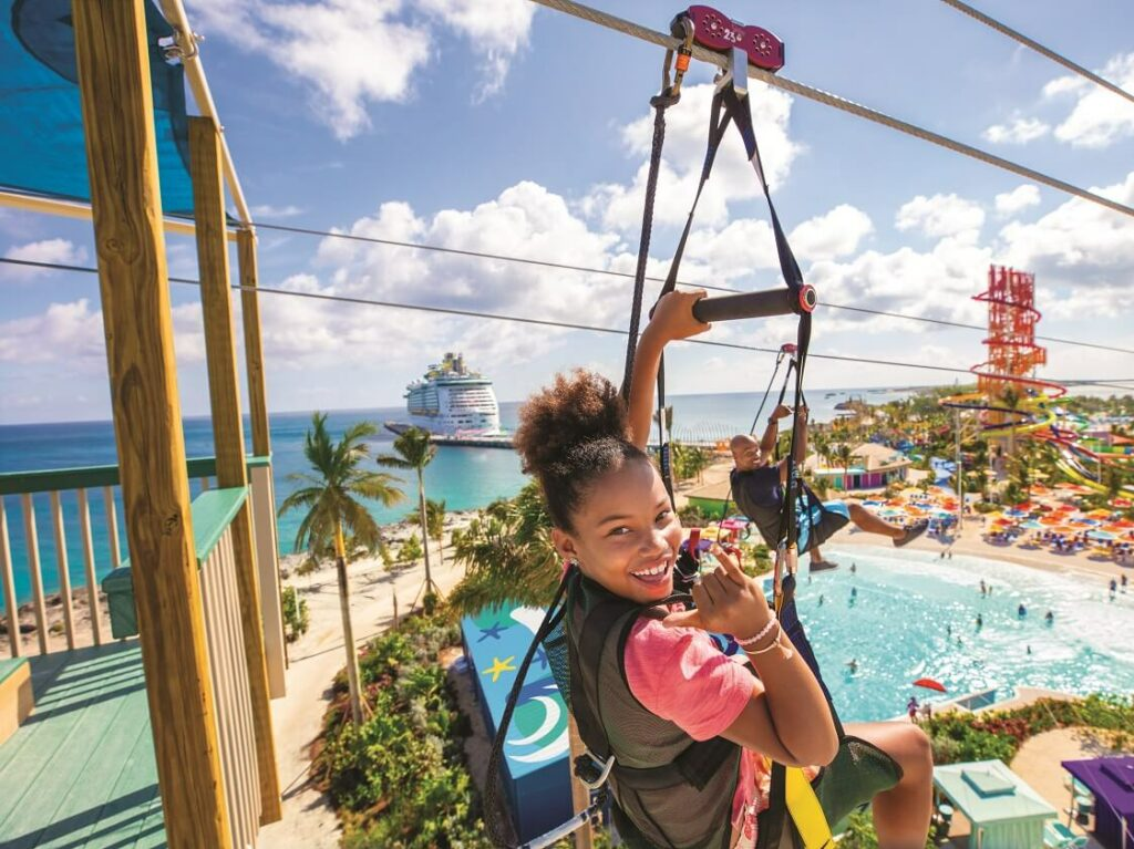Royal Caribbean-Cococay-Cruisemarkt