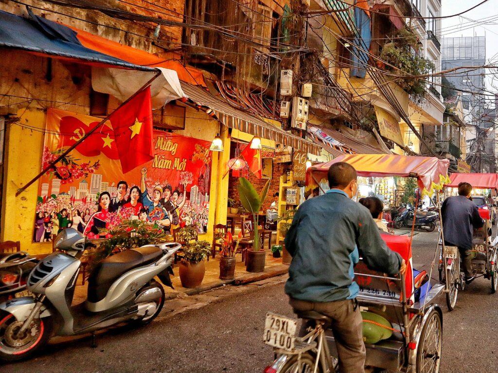 Vietnam -Hanoi
