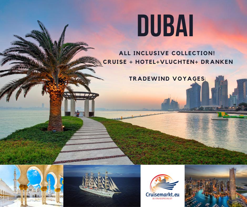 Dubai Tradewind voyages