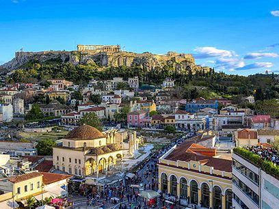 Celebrity Apex Griekenland
